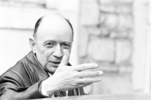 French Historian Jacques Ellul Talking