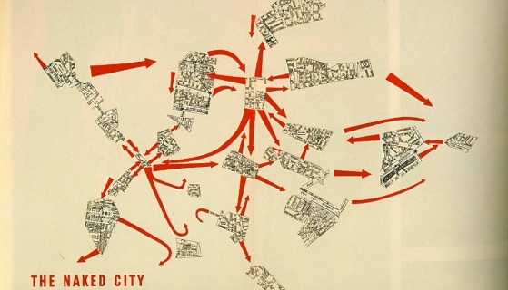 DEBORD, The Naked City