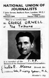carte de presse orwell