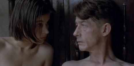 Julia et Winston dans 1984