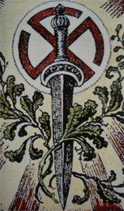 Emblème de la Société Thulé