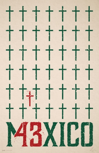 ayotzinapa-43-mexico-poster-protest