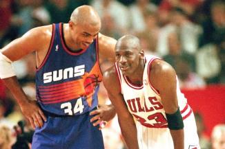 Avant, deux légendes du Basket pouvaient se marrer ensemble sans protège-dent en plein match.