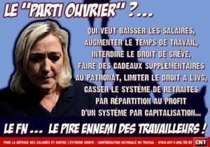 FN parti ouvrier