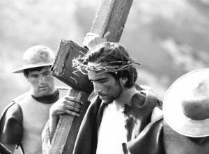 Enrique Irazoqui, le Christ dans L'Évangile selon Saint Matthieu (1964)