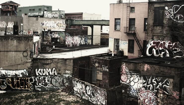 Graffiti-Ghetto