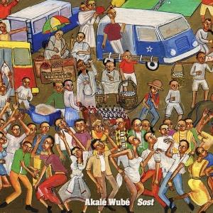 """""""Sost"""", troisième album d'Akalé Wubé, sorti en 2014, à l'ambiance très funky et contenant notamment la bombe """"Anbessa"""""""