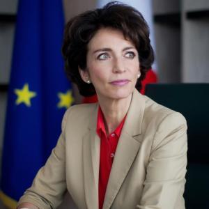 Marisol Touraine, actuelle Ministre des Affaires sociales et de la Santé
