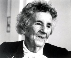 Virginia Henderson (1887-1996), illustre infirmière américaine