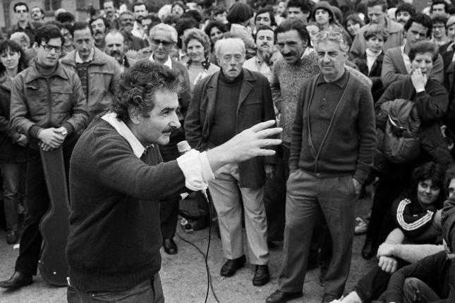 Les Tupamaros de Pepe Mujica, que Charlie Bauer se mettra en tête de financer