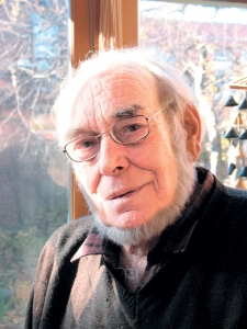 Michel Freitag (1935-2009). Photo : Département de sociologie de l'UQAM