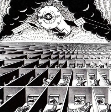 Panopticon moderne