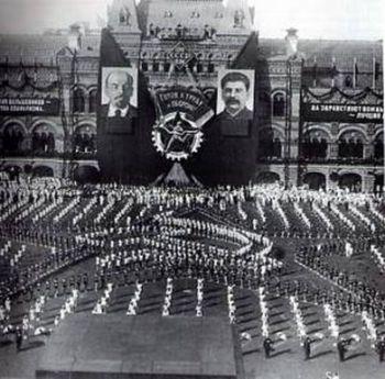 Propagande stalinienne