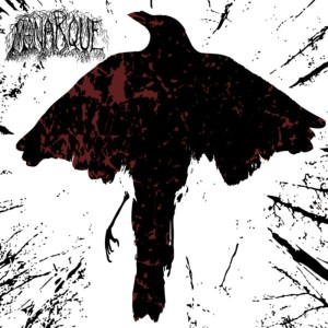 Pochette de l'album Ad Nauseam (2009) du groupe Monarque