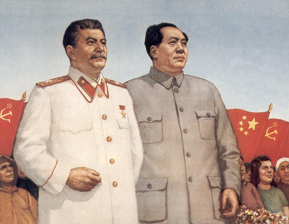 mao-stalin