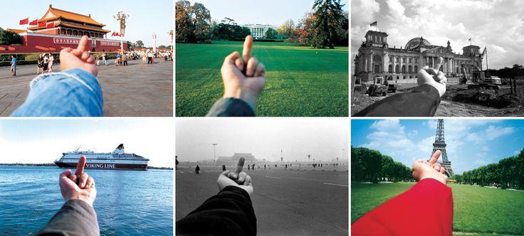 ai-weiwei-etudes-de-perspective-1995-2001