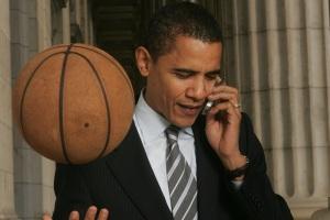 2/2/2006 -- Washington, D.C. -- TD Greatest Hits 06 - Sen. Barack Obama , D-IL. Photo by Tim Dillon, USA TODAY staff ORG XMIT: TD 28458 2/2/2006 (Via MerlinFTP Drop) ORG XMIT: Q1P-0602021859377871 (Via MerlinFTP Drop)