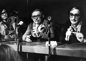 Philippe-Gavi-Jean-Paul-Sartre-Pierre-Victor