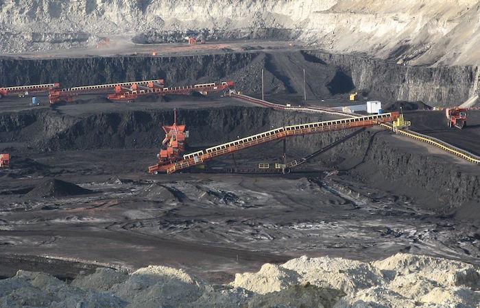 Mine de Charonb de Gillette, Wyoming